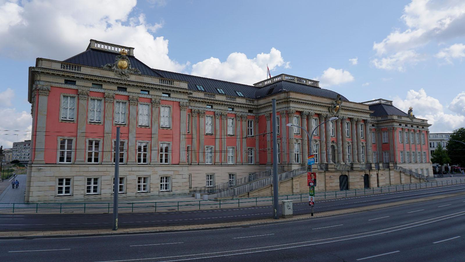 Landtag Potsdam