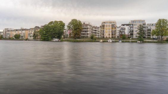 Uferkrone Wohnquartier in Köpenick am Wasser