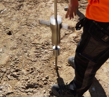 Geotechnische Feldversuche