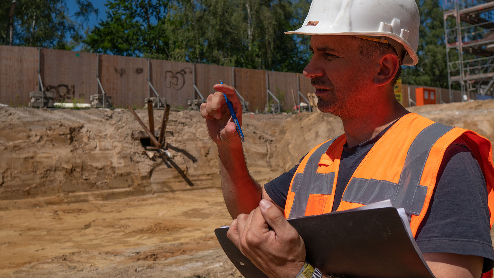 Baugrund-Ingenieurbüro Maul + Partner | Potsdam